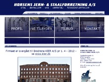 Horsens Jern- & Staalforretning A/S