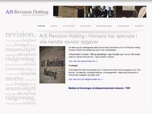 Revision Hatting Registreret Revisionsaktieselskab