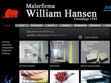 Malerfirmaet William Hansen ApS